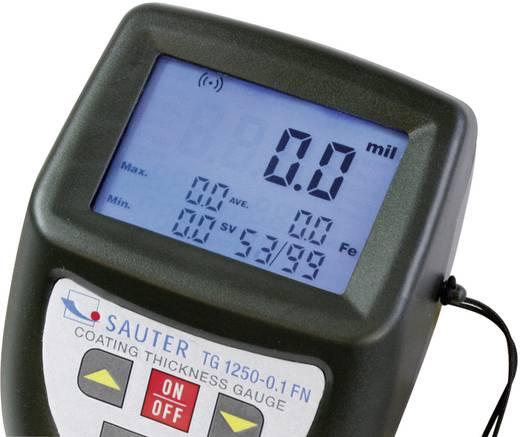 Schichtdicken-Messgerät 0 - 1250 µm Sauter TG 1250-0.1FN.