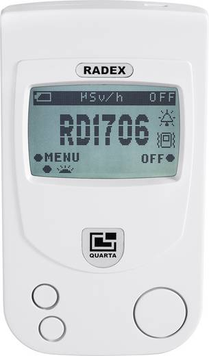 Radex RD1706 Geigerzähler, Radioaktivitäts-Messgerät, Dosimeter