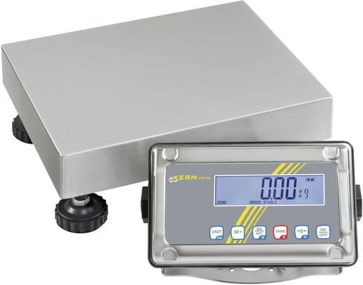 Plattformwaage Kern SFE 30K10IPM Wägebereich (max.) 30 kg Ablesbarkeit 10 g netzbetrieben, akkubetrieben Silber