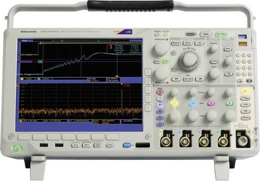 Digital-Oszilloskop Tektronix DPO4034B 350 MHz 4-Kanal 2.5 GSa/s 20 Mpts 11 Bit Kalibriert nach DAkkS Digital-Speicher (