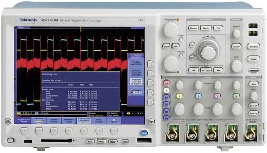 Digital-Oszilloskop Tektronix MSO4104B 1 GHz 20-Kanal 5 GSa/s 20 Mpts 11 Bit Kalibriert nach ISO Digital-Speicher (DSO),