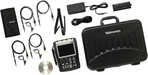 Hand-Oszilloskop (Scope-Meter) Tektronix THS3024-TK 200 MHz 4-Kanal 1.25 GSa/s 2.5 kpts 8 Bit Digital-Speicher (DSO), Spectrum-Analyser