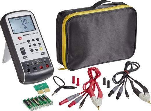 Komponententester digital VOLTCRAFT LCR-300 Kalibriert nach: Werksstandard (ohne Zertifikat) CAT I Anzeige (Counts): 20