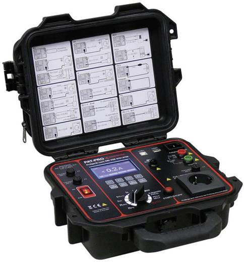 Beha Amprobe GT-600 Gerätetester DIN-VDE 0701-0702
