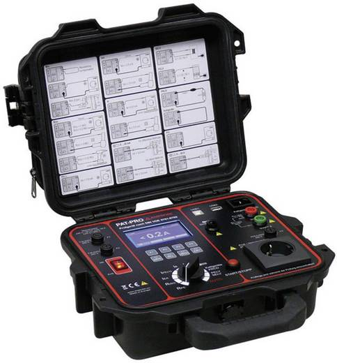 Beha Amprobe GT-800 PRO KIT Automatischer Gerätetester nach DIN-VDE 0701-0702 mit PRCD Prüfung Kalibriert nach DAkkS