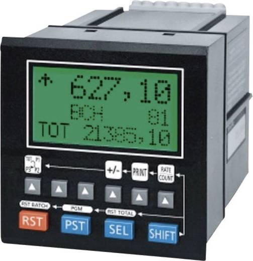 Trumeter 9100 9100 Elektronischer Multifunktionszähler Einbaumaße 68 x 68 mm