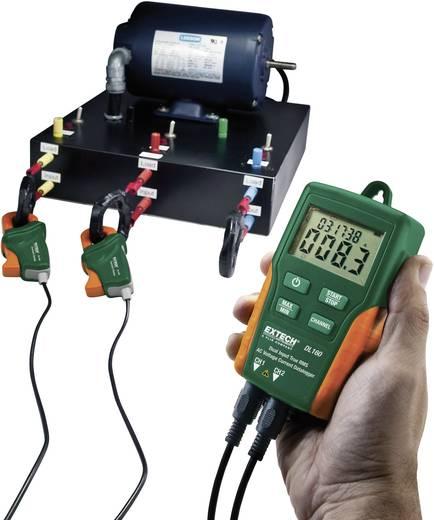 Multi-Datenlogger Extech DL160 Messgröße Strom, Spannung 10 bis 600 V/AC 10000 bis 200000 mA