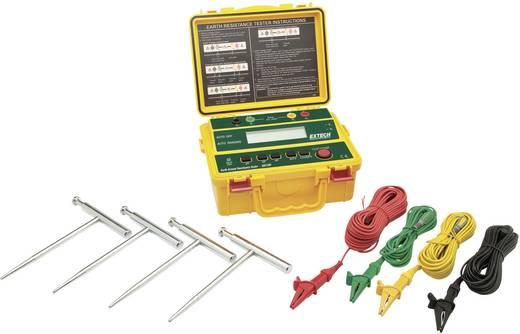 Extech GRT300 Erdungsprüfgeräte-Kit für 2-/3- und 4-Leiter-Erdungsmessung, Erdwiderstandsmessgerät,
