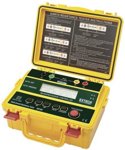 Extech GRT300 Erdungsprüfgeräte-Kit für 2-/3- und 4-Leiter-Erdungsmessung, Erdwiderstandsmessgerät, CAT IV 300 V