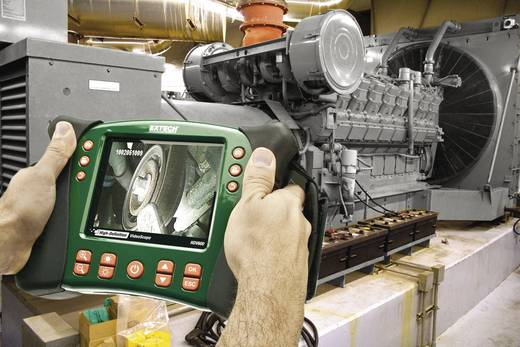 Extech HDV600 Endoskop-Grundgerät Audio-Funktion, Stativ-Gewinde, WiFi