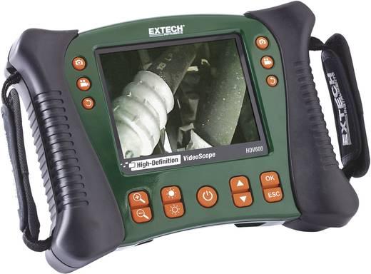 Endoskop Extech HDV640 Sonden-Ø: 6 mm Sonden-Länge: 100 cm Video-Funktion, Audio-Funktion, Stativ-Gewinde, Schwenkfunkti