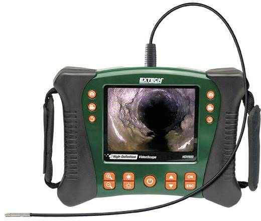 Endoskop Extech HDV610 Sonden-Ø: 5.5 mm Sonden-Länge: 100 cm Audio-Funktion, Stativ-Gewinde, WiFi, WiFi, Fokussierung, Hochauflösend