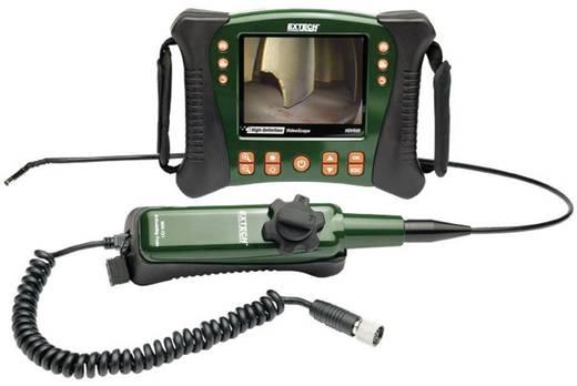 Endoskop Extech HDV640 Sonden-Ø: 6 mm Sonden-Länge: 100 cm Video-Funktion, Audio-Funktion, Stativ-Gewinde, Schwenkfunktion, Hochauflösend