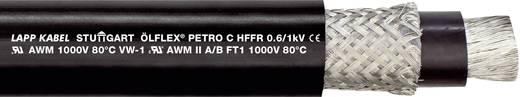Steuerleitung ÖLFLEX® PETRO C HFFR 4 G 1.50 mm² Schwarz LappKabel 0023254 500 m