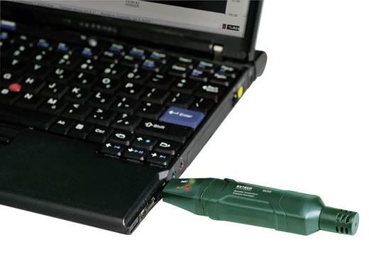 Multi-Datenlogger Extech RHT50 Messgröße Temperatur, Luftdruck, Luftfeuchtigkeit -40 bis 70 °C 0 bis 100 % rF 950 bis 10