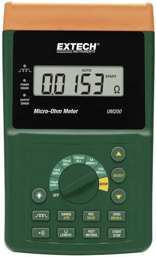 Komponententester digital Extech UM200 Kalibriert nach: Werksstandard CAT I Anzeige (Counts): 60000