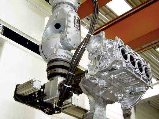 LappKabel ÖLFLEX® SERVO 700 Servoleitung 4 G 0.75 mm² + 4 x 0.34 mm² Grau 0036140 50 m