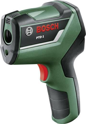Infrarot-Thermometer Bosch Home and Garden PTD1 Optik 10:1 -20 bis +200 °C Pyrometer, Taupunktscanner Kalibriert nach: W