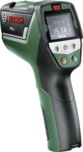 Infrarot-Thermometer Bosch PTD1 Optik 10:1 -20 bis +200 °C Pyrometer, Taupunktscanner Kalibriert nach: Werksstandard