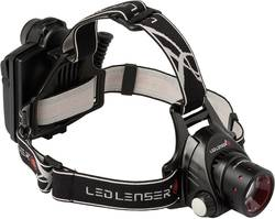 LED čelovka H14R.2 LED Lenser, 7299-R, černá