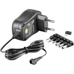 Sieťový adaptér Goobay 67951, 3 - 12 V/DC, 100 mA