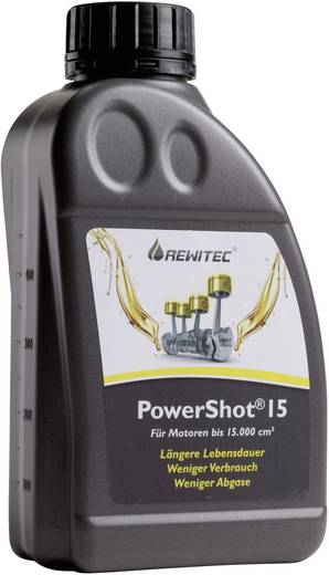 Beschichtungskonzentrat für Verbrennungsmotoren Rewitec Powershot® 15 04-1525 500 ml