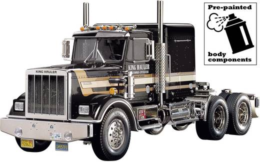 tamiya 300056336 king hauler black edition 1 14 elektro rc. Black Bedroom Furniture Sets. Home Design Ideas