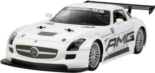 tamiya mercedes benz sls gt3 amg brushed 1 10 rc modellauto elektro stra enmodell allradantrieb. Black Bedroom Furniture Sets. Home Design Ideas
