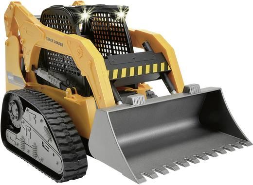 """Carson Modellsport Kettenlader """"Clean Version"""" 1:12 RC Einsteiger Funktionsmodell Baufahrzeug inkl. Akku, Ladegerät und"""
