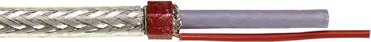 Schirmanschlussverbinder 1 x 2.08 Unisoliert Rot LappKabel 61749450 100 St.