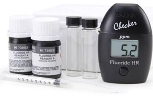 Hanna Instruments HI 739 Mini-Photometer für Fluorid Hoch 5 %