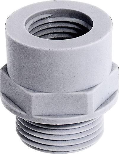 Kabelverschraubung Adapter PG9 M12 Polyamid Licht-Grau (RAL 7035) LappKabel SKINDICHT A-PG/M 9/12X1,5 25 St.