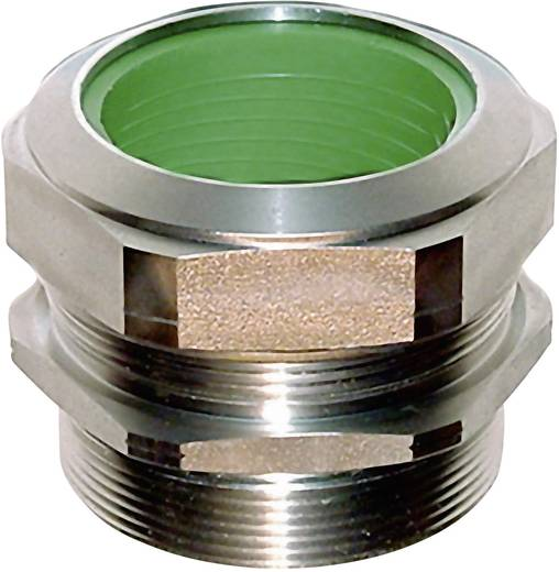 Gegenmutter M20 Nickel, Stahl Nickel LappKabel SKINDICHT SM CRNI M 20X1,5 10 St.