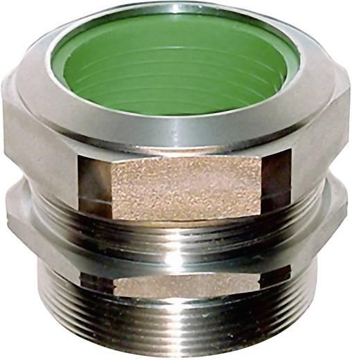 Gegenmutter M63 Nickel, Stahl Nickel LappKabel SKINDICHT SM CRNI M 63X1,5 10 St.