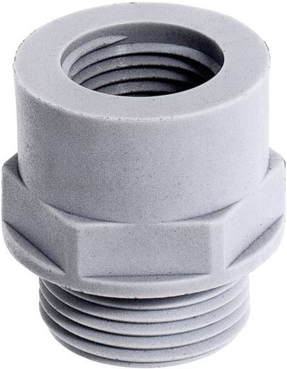 Kabelverschraubung Erweiterung M50 M63 Polyamid Licht-Grau (RAL 7035) LappKabel SKINDICHT EKU-M 50X1,5/63X1,5 10 St.