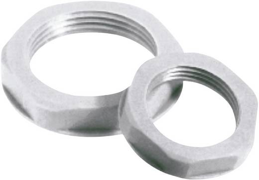 Gegenmutter PG16 Polystyrol (EPS) Licht-Grau (RAL 7035) LappKabel SKINDICHT GMK PG 16 RAL 7035 LGY 100 St.