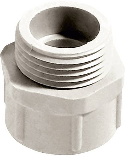 Kabelverschraubung Reduzierung PG11 PG9 Polyamid Licht-Grau (RAL 7035) LappKabel SKINDICHT KUS PG 11/9 50 St.