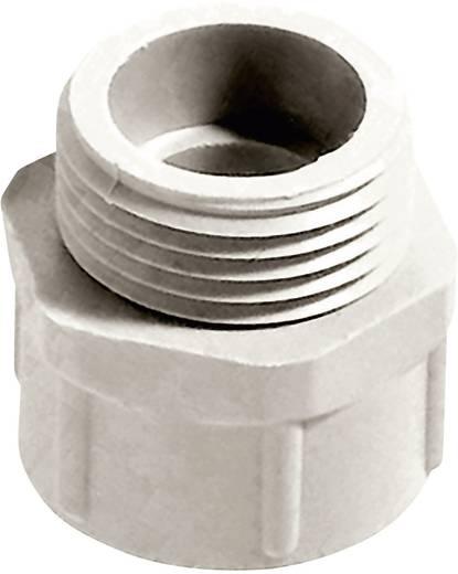 Kabelverschraubung Reduzierung PG16 PG11 Polyamid Licht-Grau (RAL 7035) LappKabel SKINDICHT KUK PG 16/11 50 St.