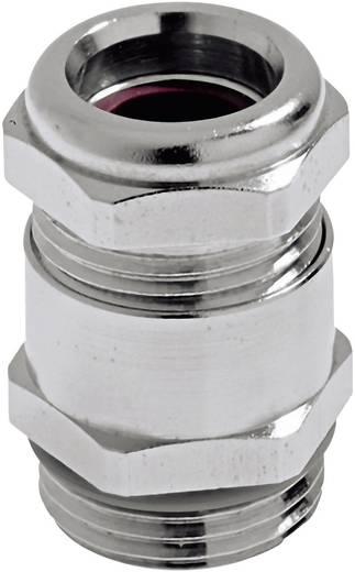 Kabelverschraubung PG9 Messing Messing LappKabel SKINDICHT® SHV-VITON PG 9/9/6 50 St.