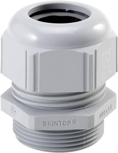 Kabelverschraubung PG21 Polyamid Silber-Grau (RAL 7001) LappKabel SKINTOP® STR PG 21 50 St.