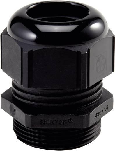 """Kabelverschraubung mit Biegeschutzspirale 3/4"""" Polyamid Schwarz (RAL 9005) LappKabel SKINTOP® STR 3/4'' 50 St."""