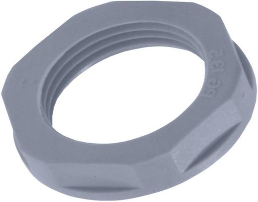 Gegenmutter PG48 Polyamid Silber-Grau (RAL 7001) LappKabel SKINTOP GMP-GL PG 48 RAL 7001 SGY 25 St.