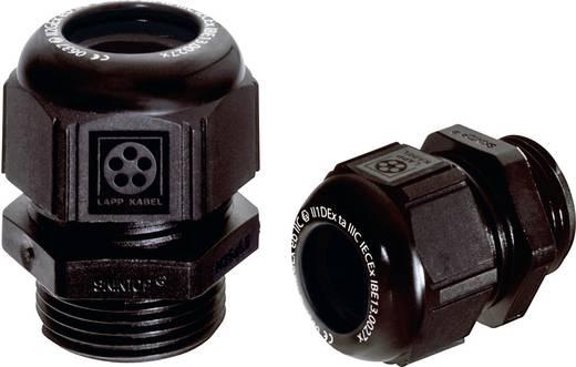Kabelverschraubung M32 Polyamid Schwarz (RAL 9005) LappKabel SKINTOP K-M 32X1,5 ATEX PLUS BK 25 St.