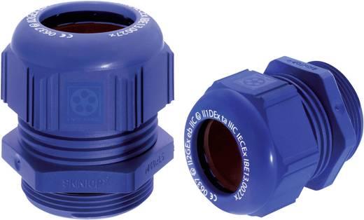 Kabelverschraubung M50 Polyamid Blau (RAL 5015) LappKabel SKINTOP® K-M 50X1,5 ATEX PLUS BU 5 St.