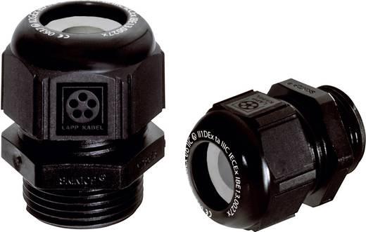 Kabelverschraubung M12 Polyamid Schwarz (RAL 9005) LappKabel SKINTOP® KR-M 12X1,5 ATEX PLUS BK 50 St.