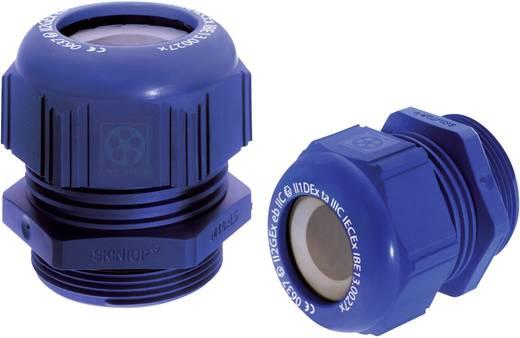 Kabelverschraubung M63 Polyamid Blau (RAL 5015) LappKabel SKINTOP KR-M 63X1,5 ATEX PLUS BU 5 St.