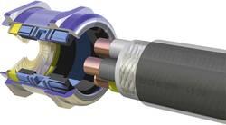 Kabelová průchodka LAPP SKINTOP® MS-M BRUSH 110X2 53112505 mosaz, délka závitu 25 mm, mosaz, 1 ks