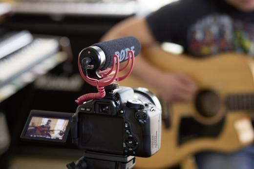 Kamera-Mikrofon RODE Microphones VideoMic GO Übertragungsart:Direkt Blitzschuh-Montage
