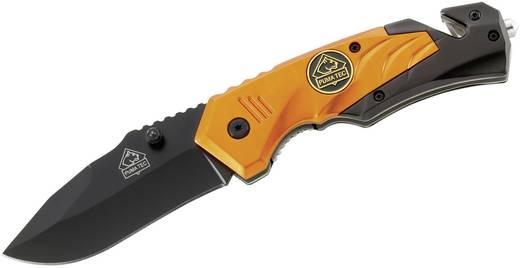 Rettungsmesser PumaTec 333811 TEC Drop Point Gurtschneider, Glasbrecher
