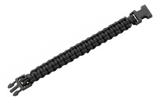 Arbeitsmesser mit Paracord-Armband, mit Clip PumaTec Messer Linerlock G10 334311 Schwarz, Gelb